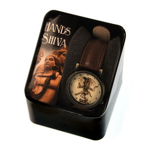 The Shiva Watch - The Wristwatch For The Enlightened, Hindus And India-Lovers. Thumbnail 2