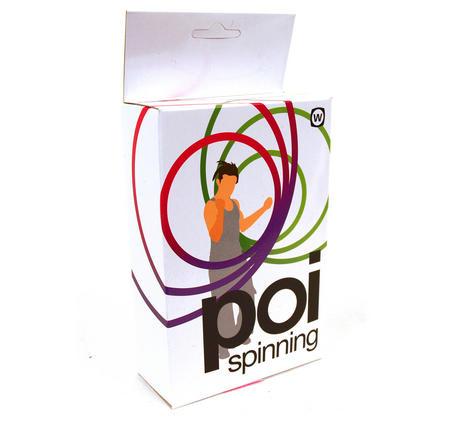 Poi Spinning - The Maori Hand Spinning Performance Art