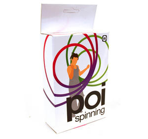 Poi Spinning - The Maori Hand Spinning Performance Art Thumbnail 1
