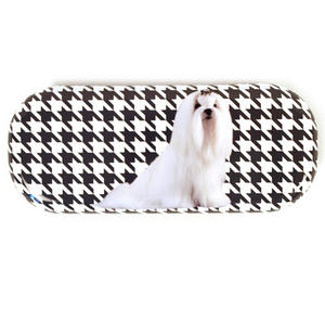 Dogtooth Glasses Case By Catseye Thumbnail 1