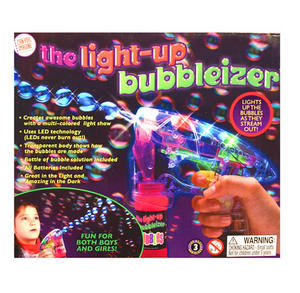 Bubbleizer - Light Up Bubble Gun Thumbnail 2
