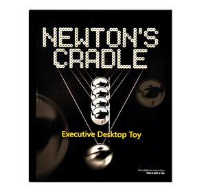 Classic Newton's Cradle - Full Size Thumbnail 2