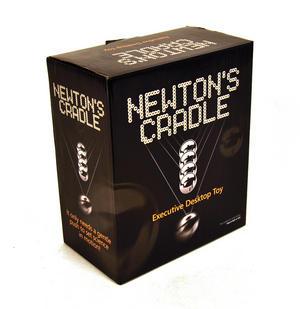 Classic Newton's Cradle - Full Size Thumbnail 3