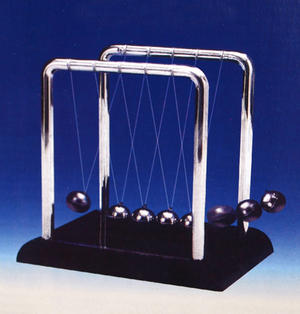 Classic Newton's Cradle - Full Size Thumbnail 1