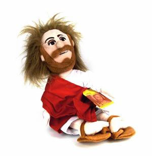 Jesus Soft Toy -  'Little Thinkers' Doll Thumbnail 2
