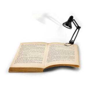 Tiny Tim - The Anglepoise Book Light Thumbnail 2