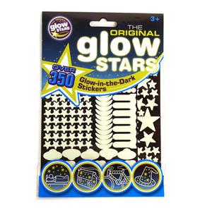 350 Glow Stars
