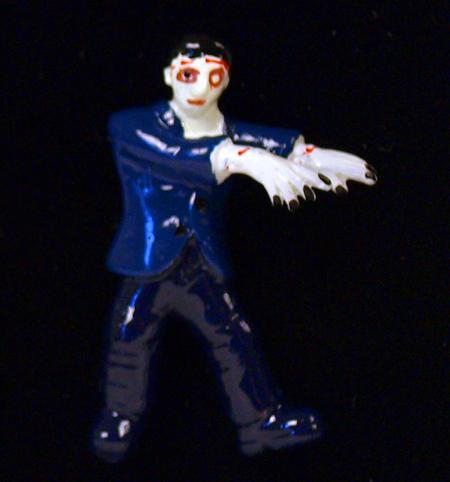 Dracula Cufflinks - Hammer Films X Cert Gruesome Cufflinks