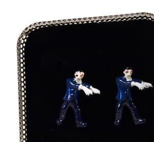 Dracula Cufflinks - Hammer Films X Cert Gruesome Cufflinks Thumbnail 2