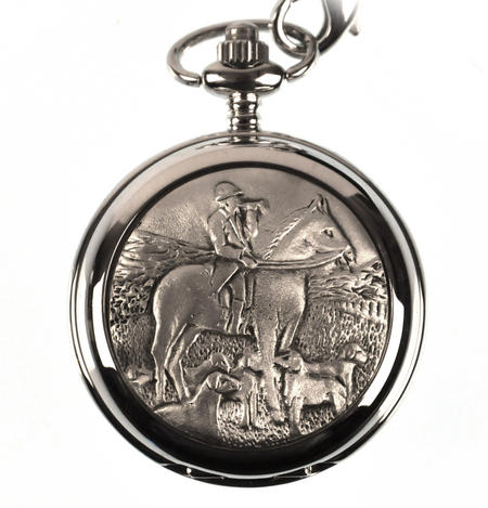 Hunt Master Pocket Watch