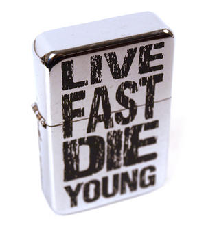 Bomblighter -  Live Fast, Die Young Thumbnail 1