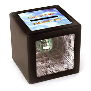 Hidden Cash - Optical Illusion Money Box Thumbnail 3