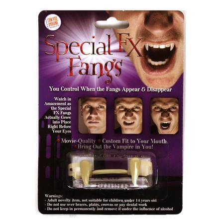 Special Fx Fangs - Retractable Vampire Teeth