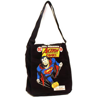 Superman Bronze Age Folder Bag Thumbnail 2