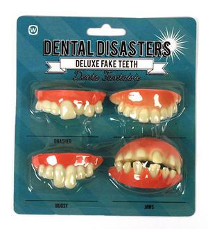 Dental Disasters Thumbnail 1
