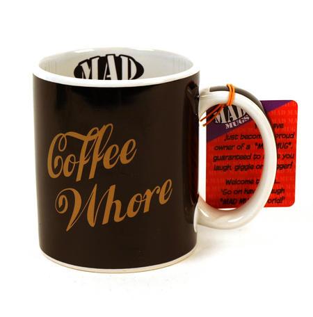 Coffee Whore Mad Mug