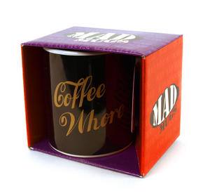 Coffee Whore Mad Mug Thumbnail 2