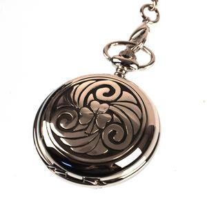 Shamrock Celtic Swirl Pocket Watch Thumbnail 1