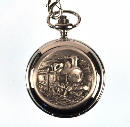 Days Of Steam Railway Pocket Watch