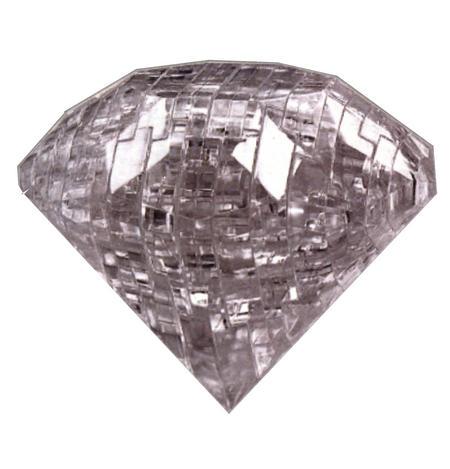 3D Crystal Puzzle - Diamond
