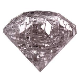 3D Crystal Puzzle - Diamond Thumbnail 1