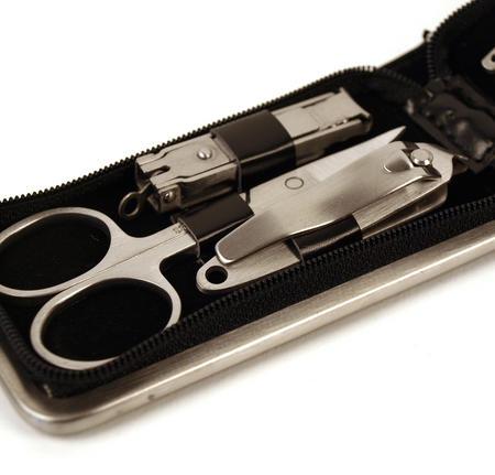Classic Manicure Set - Medium Black