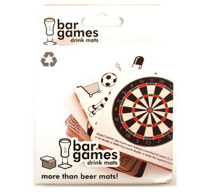 Bar Games Beer Mats Thumbnail 5