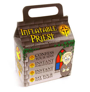 Inflatable Priest Thumbnail 5