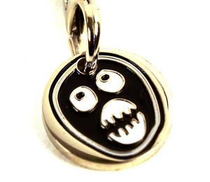 The Mighty Boosh - Trolley Coin  Keyring Thumbnail 3