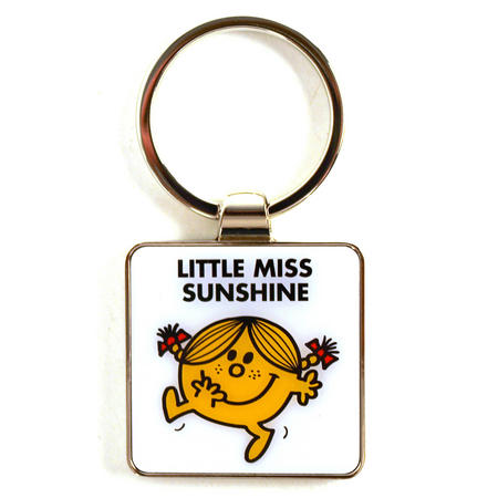 Mr Men Keyring - Little Miss Sunshine