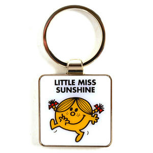 Mr Men Keyring - Little Miss Sunshine Thumbnail 1
