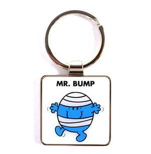 Mr Men Keyring - Mr Bump