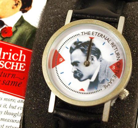 The Fredrich Nietzsche Wrist Watch