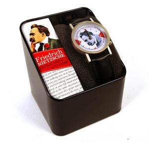 The Fredrich Nietzsche Wrist Watch Thumbnail 2
