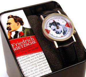 The Fredrich Nietzsche Wrist Watch Thumbnail 3