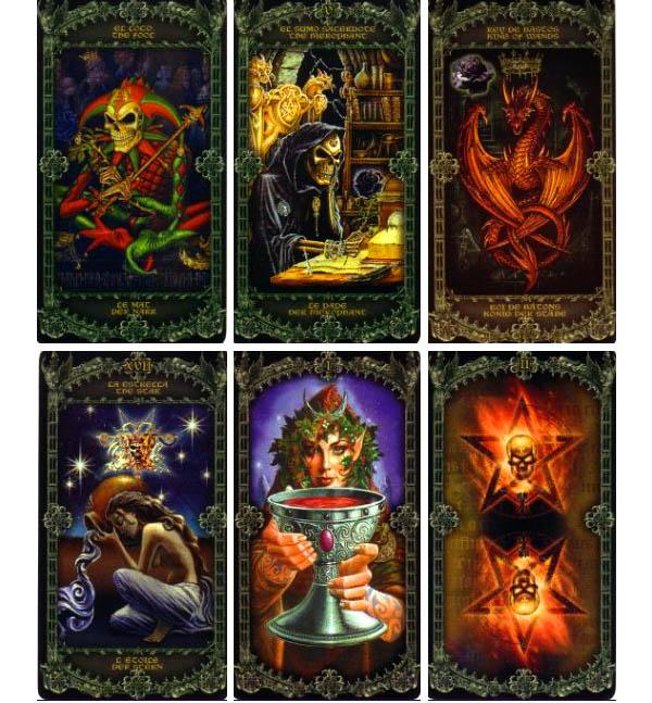 alchemy and the tarot pdf
