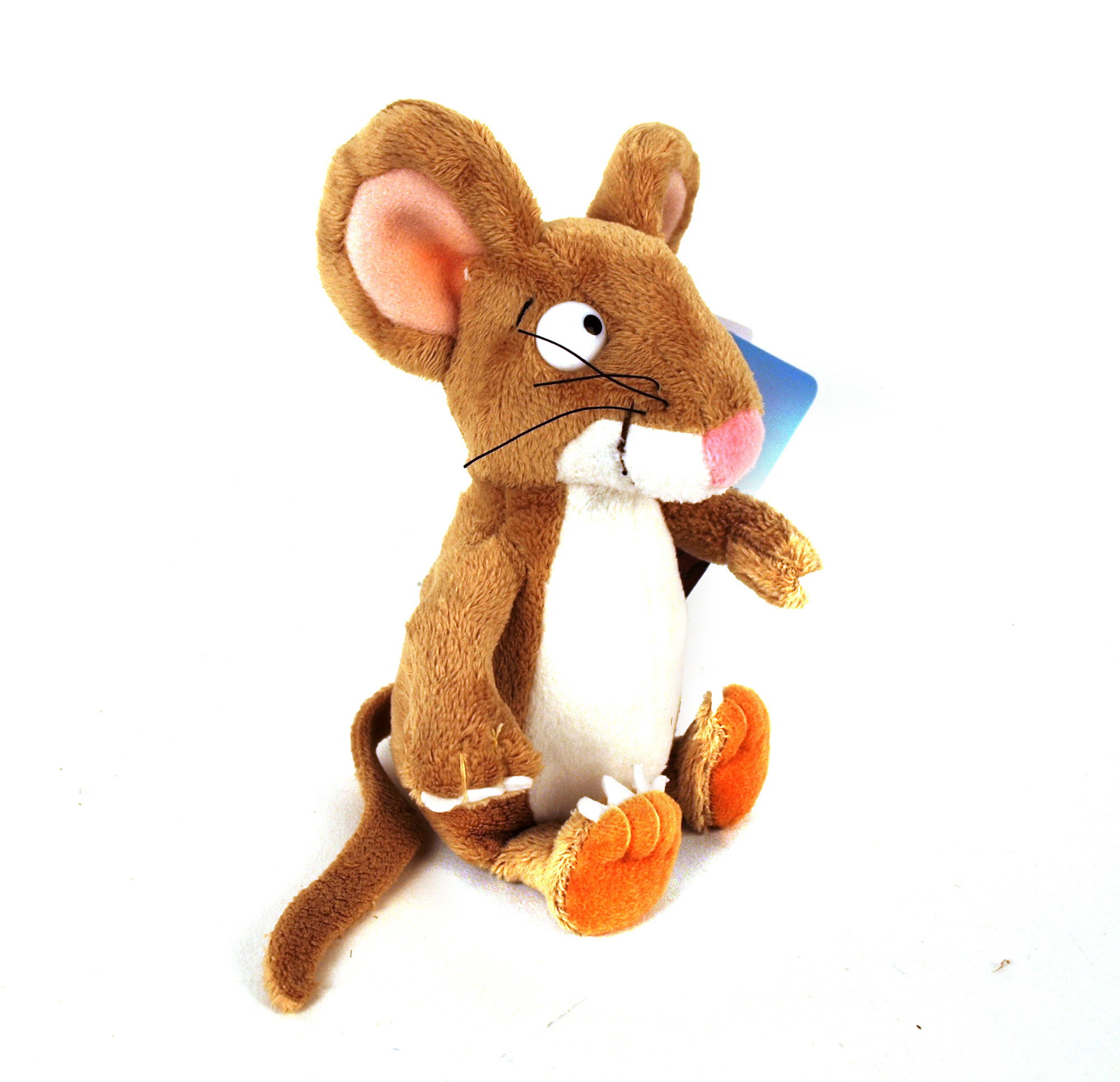 Gruffalo Mouse 5 Inch Soft Toy Pink Cat Shop