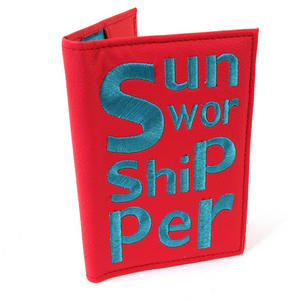 Sun Worshipper Passport Holder Thumbnail 1