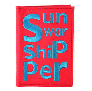 Sun Worshipper Passport Holder Thumbnail 2