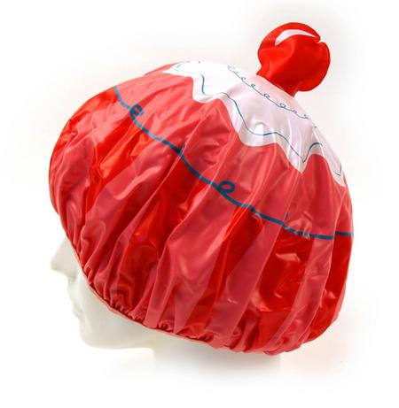 Cupcake Shower Cap / Swim Cap