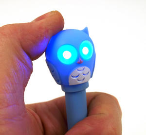 Owl Pen With Led Torch And Sound Effects. Thumbnail 2