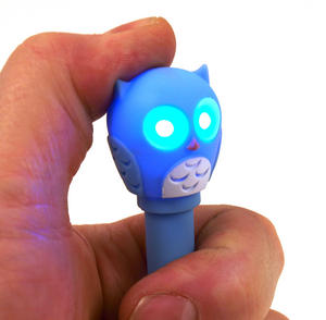 Owl Pen With Led Torch And Sound Effects. Thumbnail 3