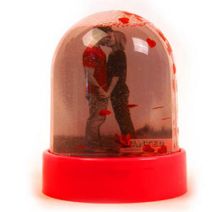 Mini Lovers Snowglobe - Random Colours Thumbnail 1