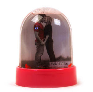 Mini Lovers Snowglobe - Random Colours Thumbnail 3