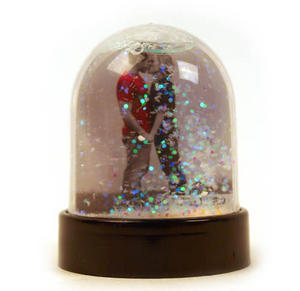 Mini Lovers Snowglobe - Random Colours Thumbnail 6