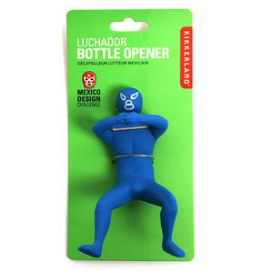 Luchador Bottle Opener - Random Colours Thumbnail 4
