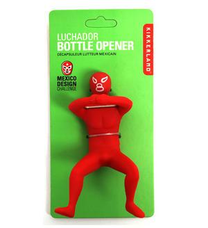 Luchador Bottle Opener - Random Colours Thumbnail 5