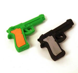 Pistol Erasers Thumbnail 2