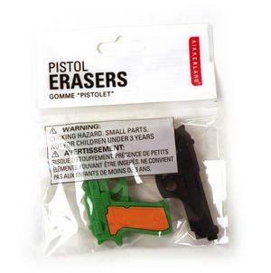 Pistol Erasers Thumbnail 3