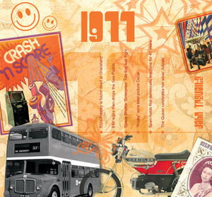 1977 The Classic Years 20 Track Cd Greetings Card Thumbnail 1